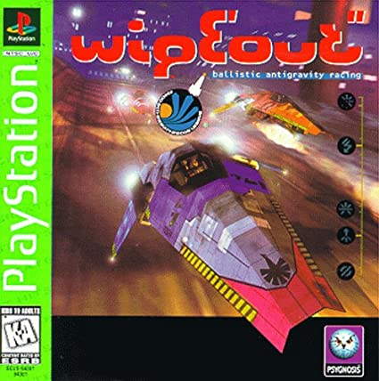 Amazon.com: WipeOut: Unknown: Video Games