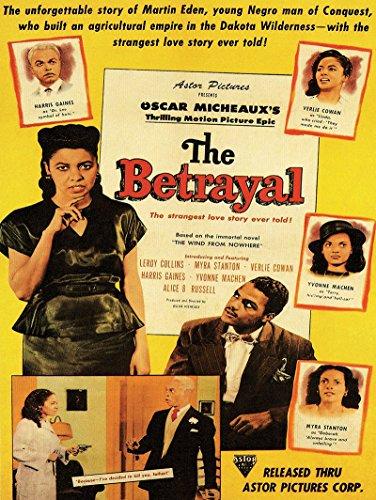 777 Tri-Seven Entertainment the Betrayal Movie Poster Oscar