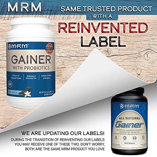 Mrm Natural Weight Gainer Reviews