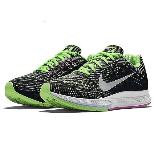 revendeur e7c5c c7314 Nike Zoom Structure 18, Chaussures de Course Femmes, Argent ...
