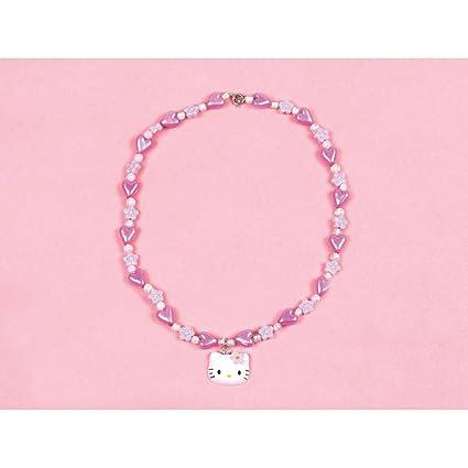 cb6af84d6 Amazon.com: Hello Kitty Balloon Dreams Necklace Charm Flower - Each ...