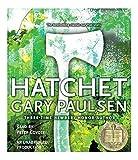 Hatchet by Gary Paulsen (Audio CD – Audiobook) BRAND NEW