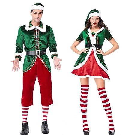 Nordira - Disfraz de Elfo de Pareja para Hombre, para ...