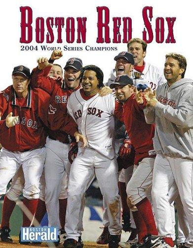 Boston Red Sox: 2004 World Series - Red Series 2004 Boston World Sox