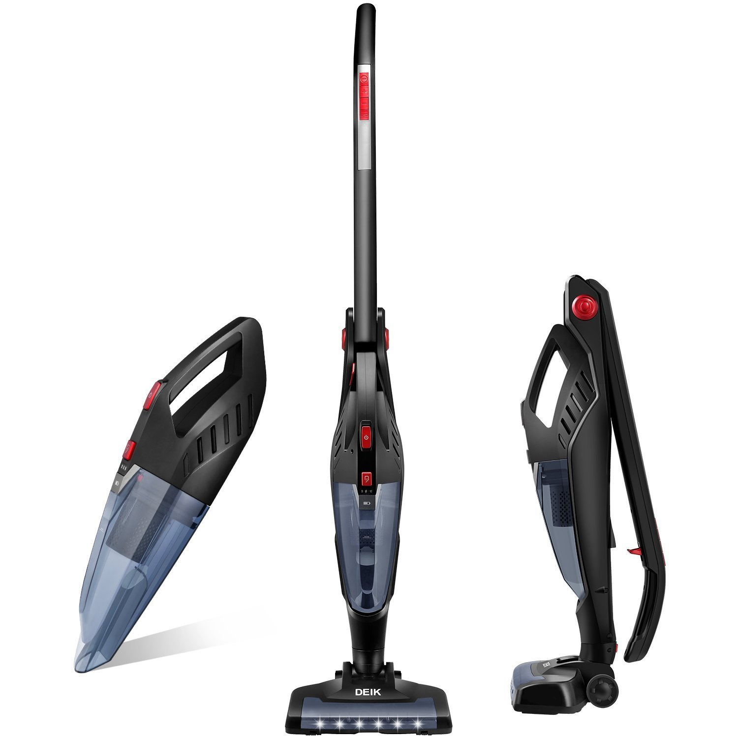 The 10 Best Vacuum Cleaners In 2018: Sharp, Compact And Quiet 26
