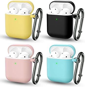 Amazon Com For Airpod Case Marge Plus Silicone Airpods Case