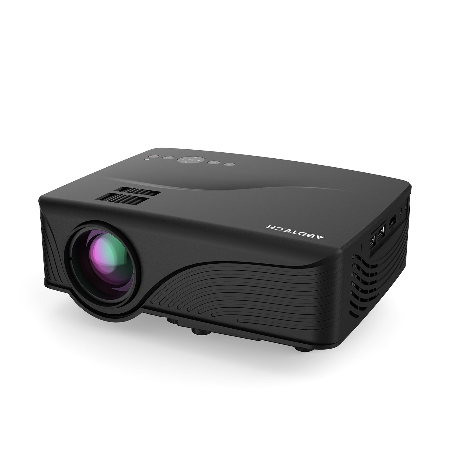 Cheapest projectors for home cinema amazon deals uk for Good mini projector