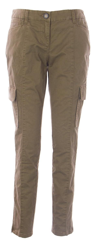 BODEN Women's Combat Cargo Pants US Sz 6P Field Drab