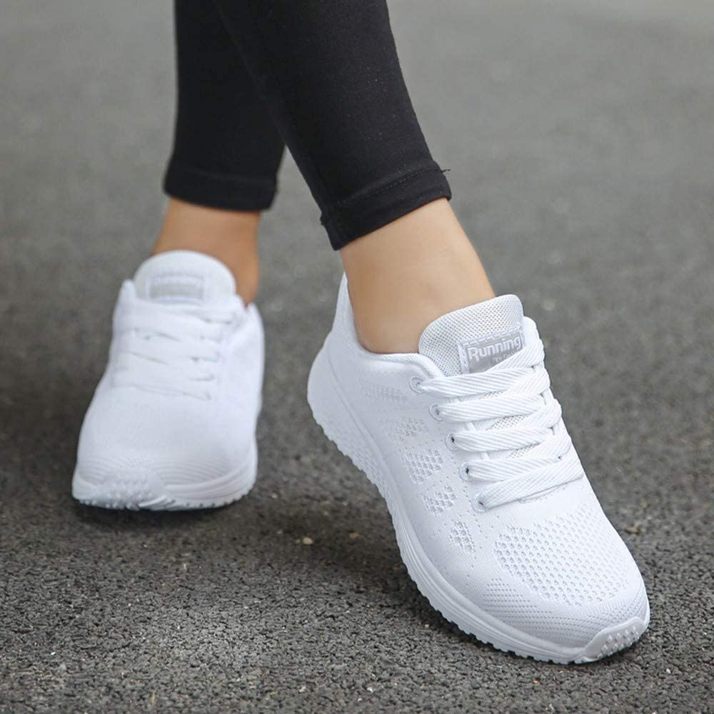 KUDICO Chaussure de Course Basket Homme Respirante Mesh Casual Multisports Outdoor Running Fitness Sneakers Baskets Tennis Chaussures