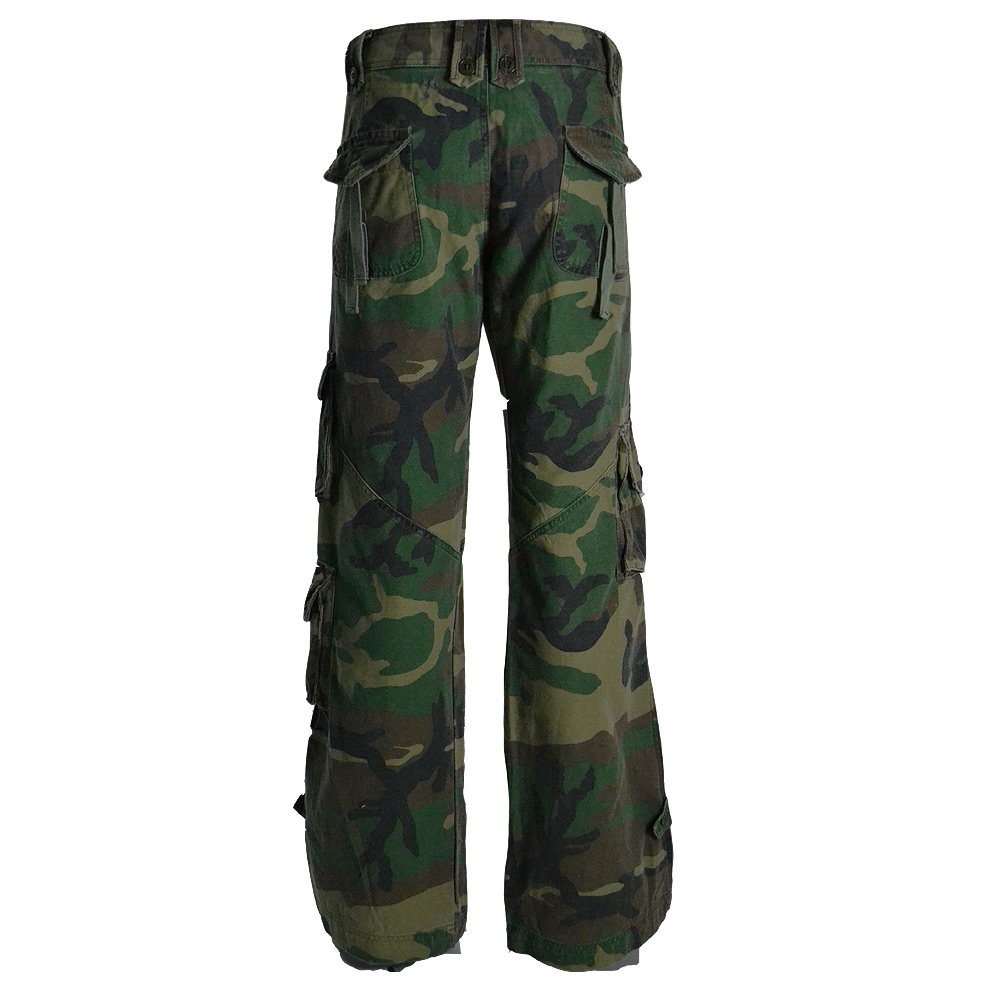 78102e8f57fa8 Molecule Women s Himalayan Hipsters Low Rise Flared Cargo Pants at Amazon  Women s Clothing store