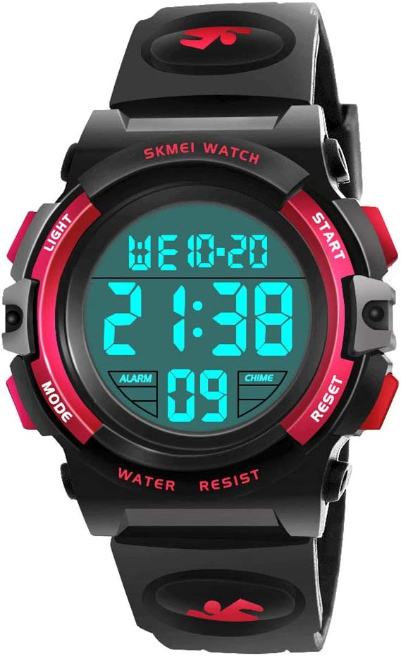 Dreamingbox Sports Digital Watch for Kids