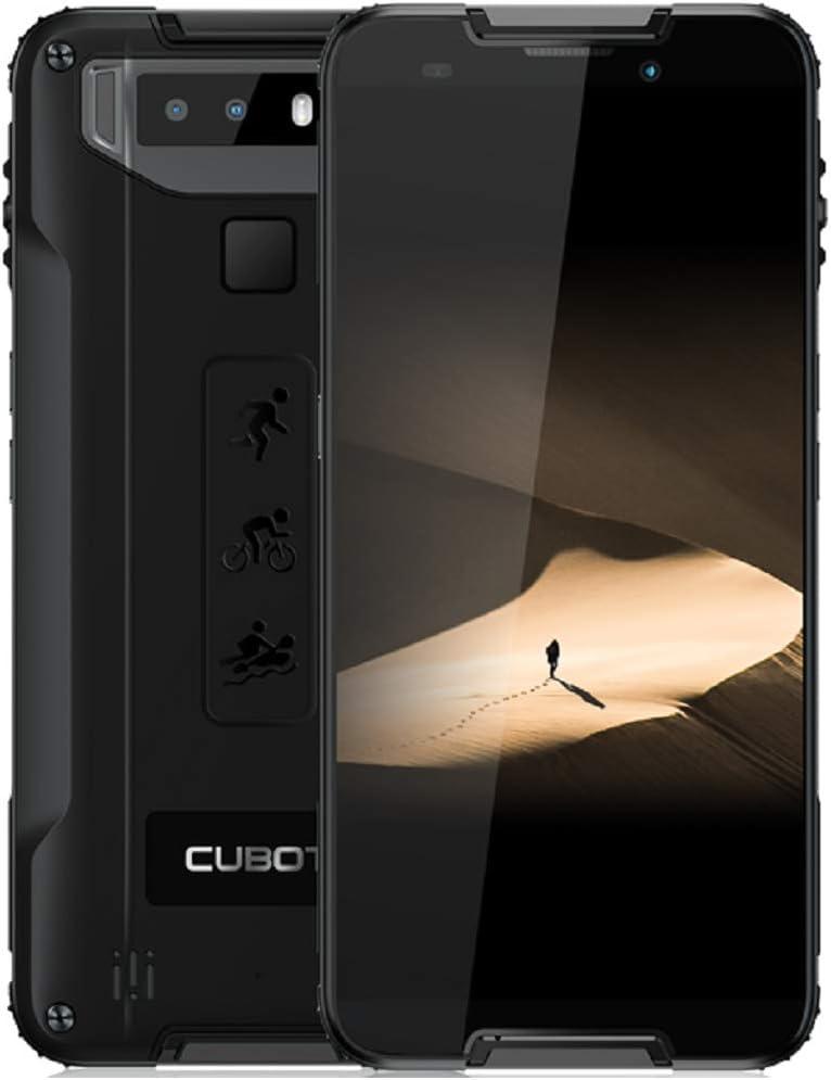CUBOT Quest, Smartphone Libre 4G 64GB Dual SIM (Android 9.0), Negro: Amazon.es: Electrónica