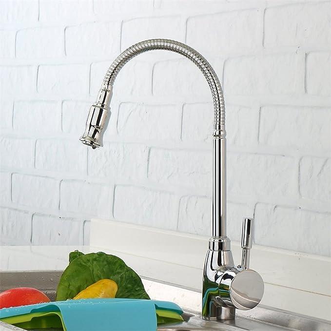 Wasserhahn Küche 360 Grad drehbar Spüle Küchenarmatur Mischbattrie ...