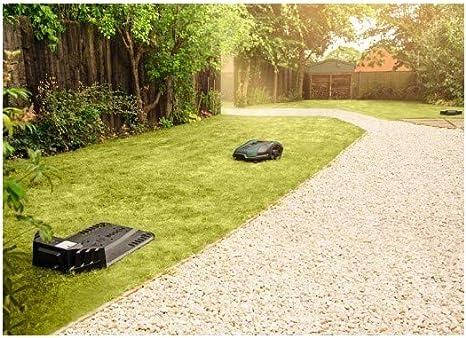 Bosch Home and Garden 06008B0501 Bosch Ladestation f/ür Rasenm/äher Indego 350//400//350 Connect//400 Connect//S+, im Karton