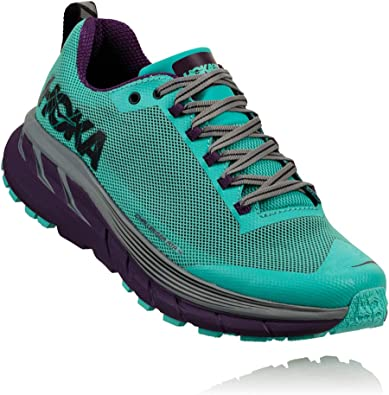 HOKA ONE ONE Womens Challenger ATR 4 Trail Running Shoes: Amazon.es: Zapatos y complementos