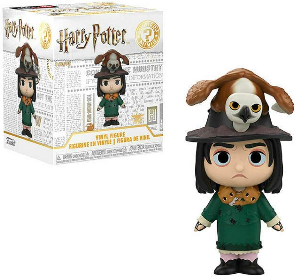 Funko Harry Potter Mystery Minis Boggart as Snape Exclusive Mystery Pack: Amazon.es: Juguetes y juegos