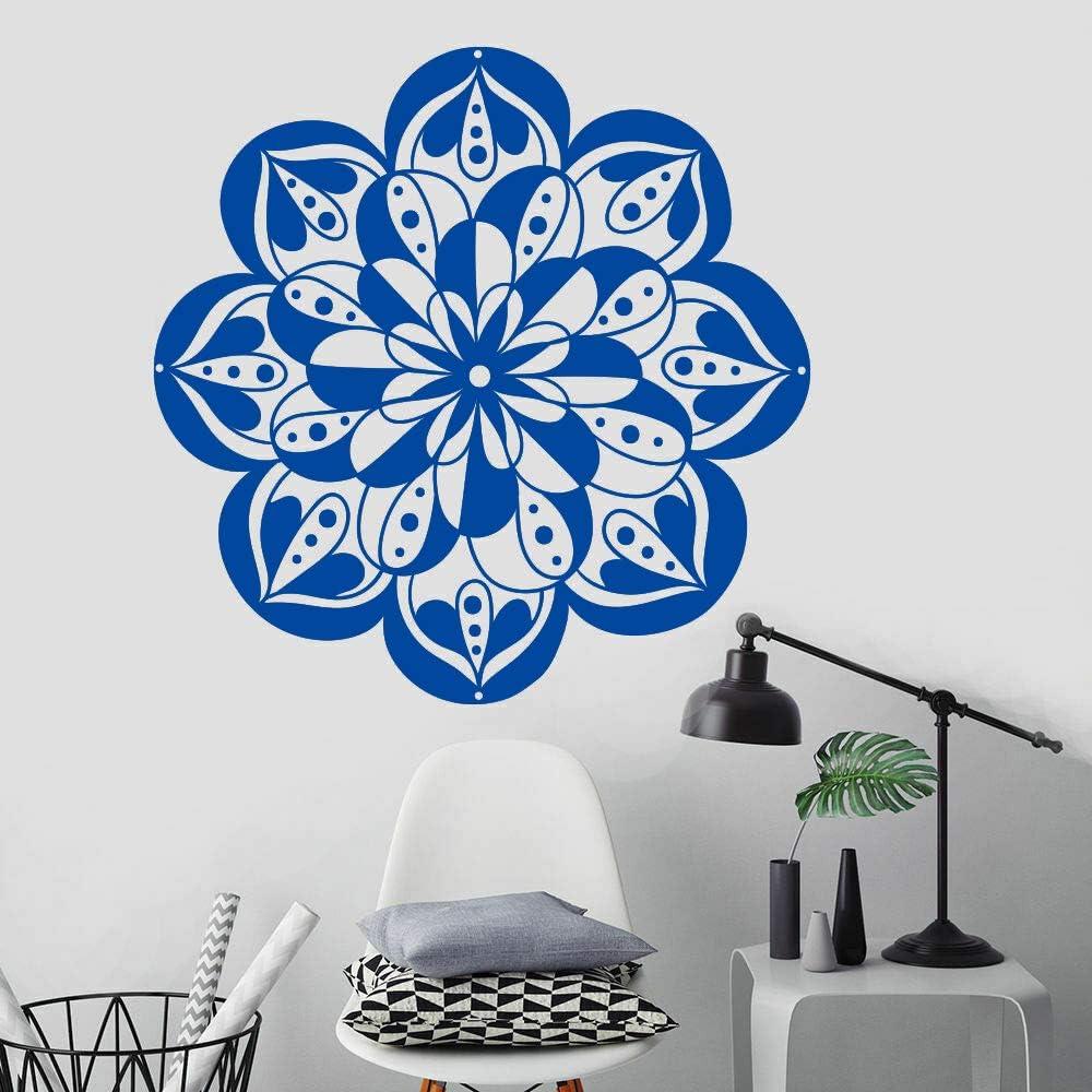 Calidoscopio Mandala Pegatinas de pared Decoración para el hogar ...