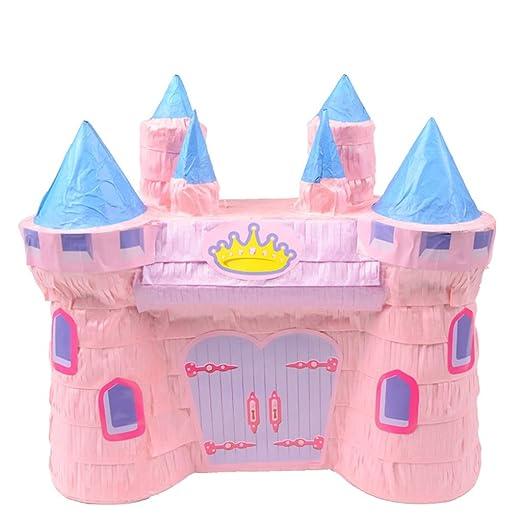 Pinata La Forma del Castillo de Piñata niños Fiesta de ...
