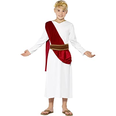 Smiffys Children's Roman Boy Costume: Clothing