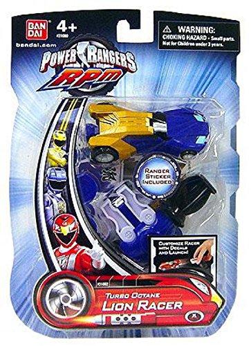Powerrangers rpm toys