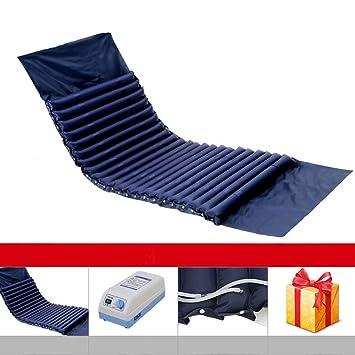 Anti-decubitus fluctuación de colchón individual cojín de aire de la cama médica ancianos cuidado de la casa Antidecubituses colchones,color1,200x95cm: ...