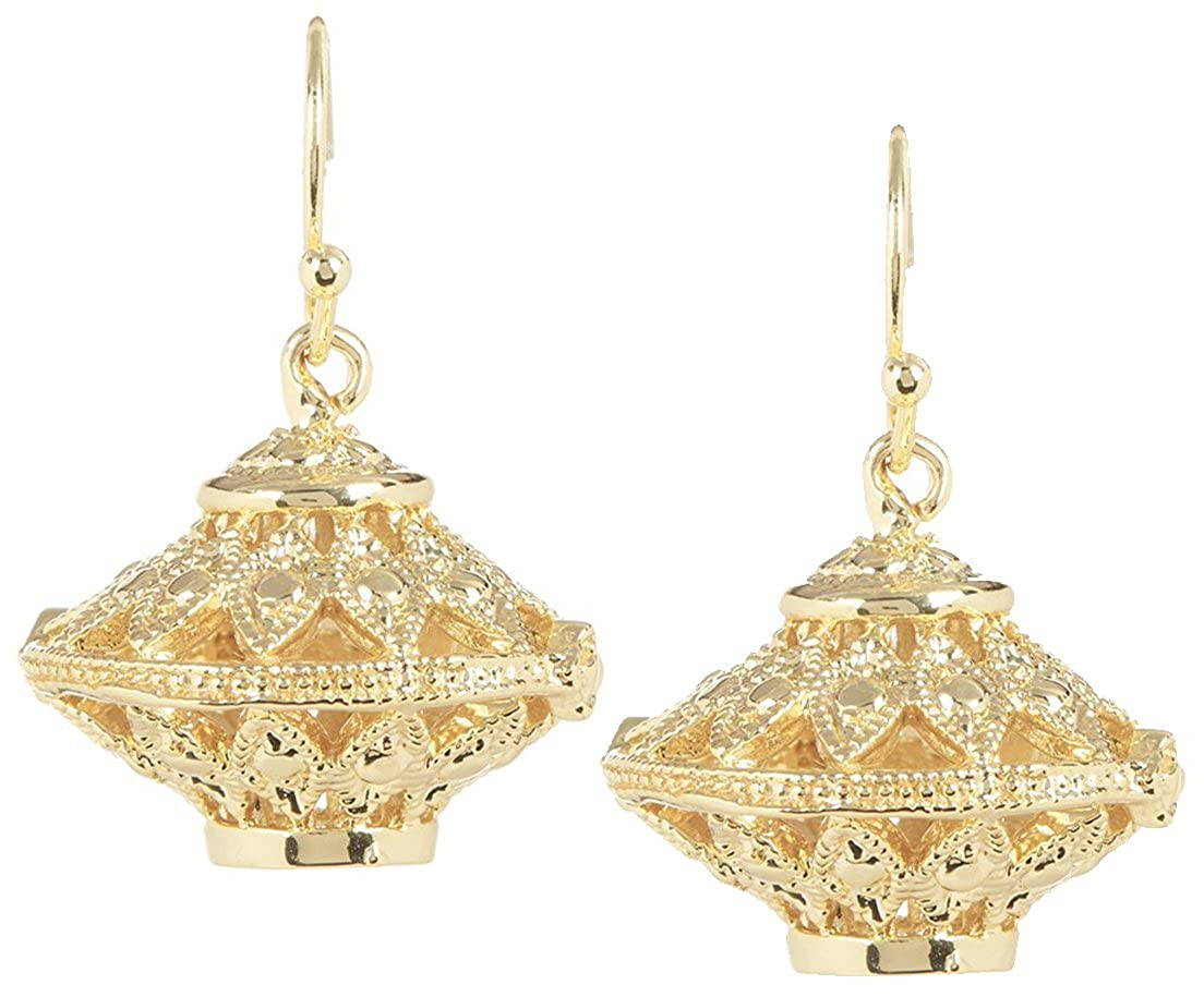 Filigree Wholesale Fashion Jewelry Chandelier Earrings