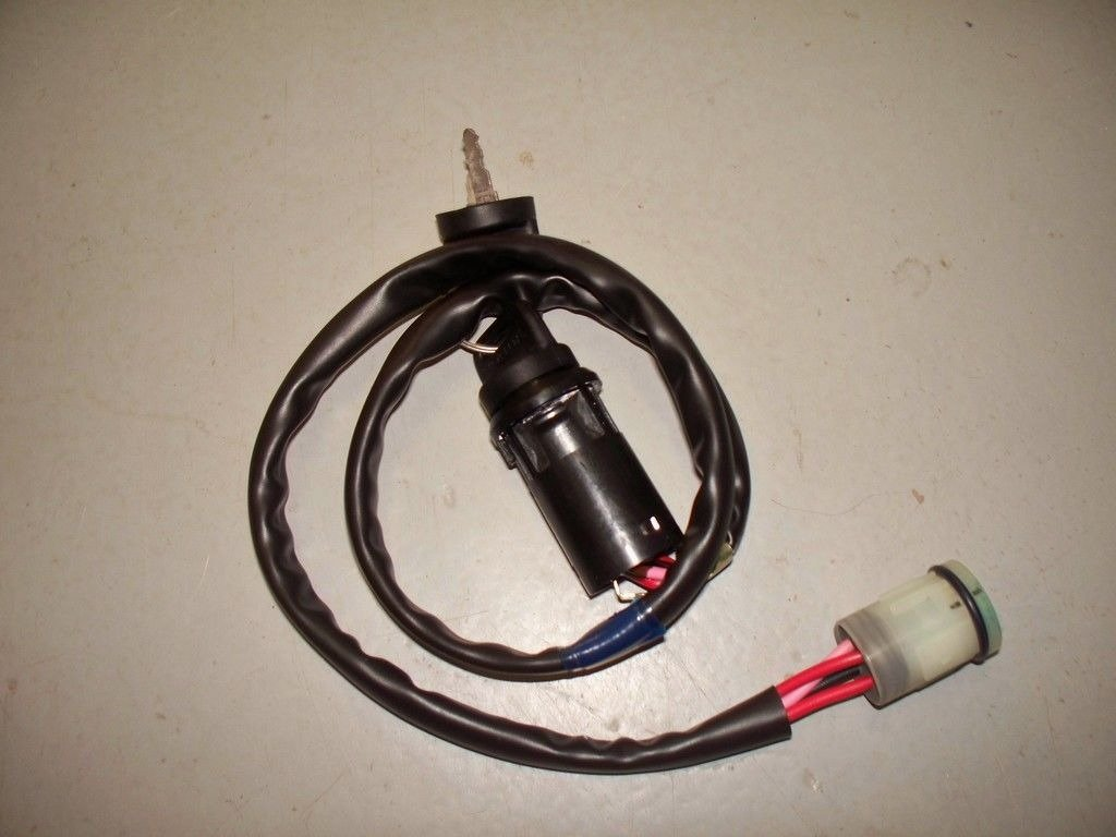 New 2001-2004 Honda TRX 500 TRX500 Rubicon ATV OE Ignition Switch With Keys