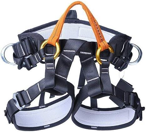 XSWZAQ Arnés de Escalada: arnés de Seguridad de la Cintura ...