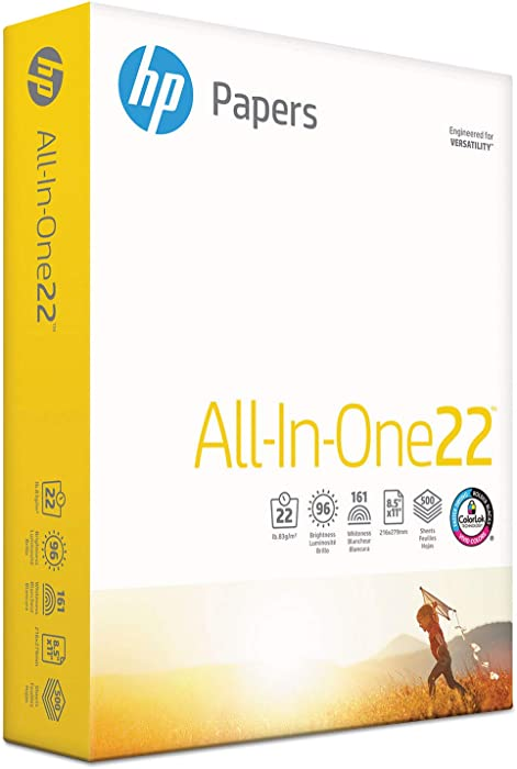 The Best Hp Printer Paper All In One22