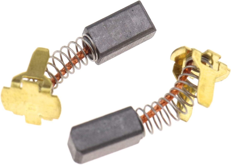 parti di ricambio compatibili con Hitachi G18DL G18DMR G18DSL G14DL G14DMR G14DSL Set di 4 spazzole in carbonio per smerigliatrice 999-054 Enet