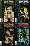 GIRL WHO WOULD BE DEATH #1-4 complete SANDMAN tie-in story (THE GIRL WHO WOULD BE DEATH (1998 VERTIGO))