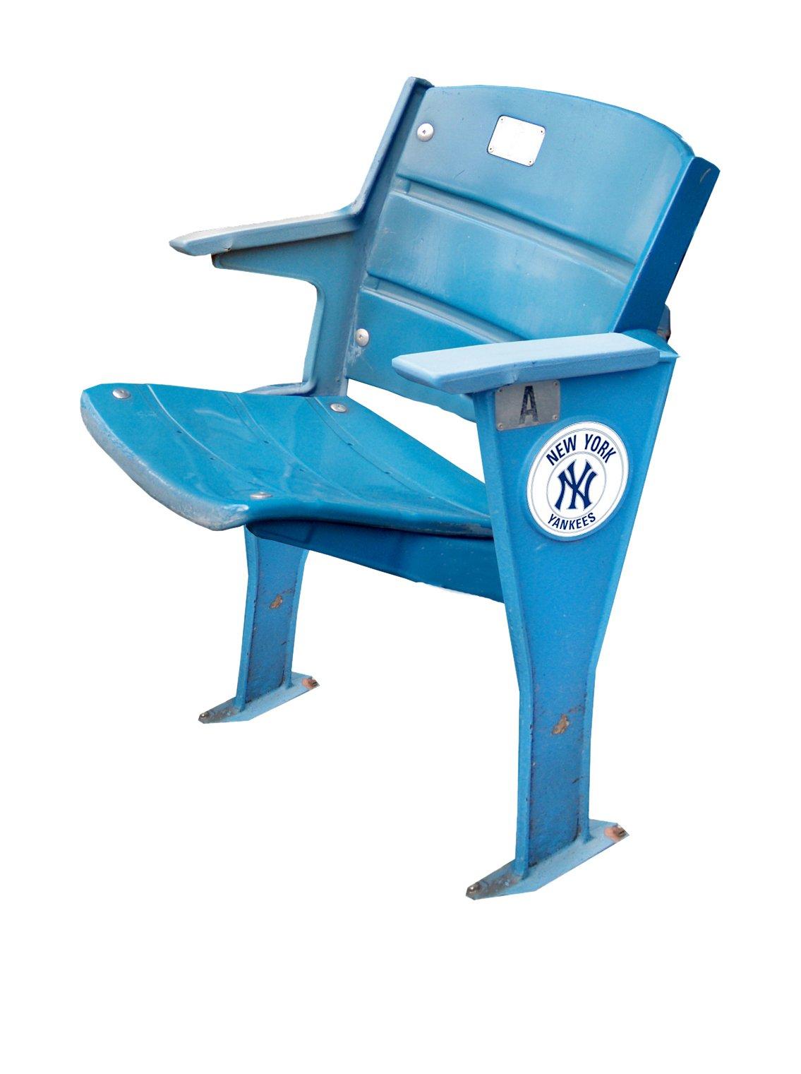 Steiner Sports DEMOSEA000004 MLB Commemorative Yankee Stadium Seat by Steiner Sports