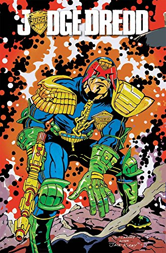 Judge Dredd Volume 4 by IDW Publishing
