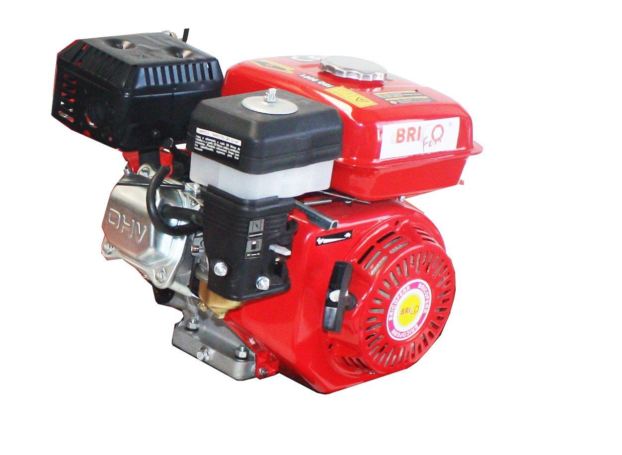 Bricoferr BFJ168F Motor 170F a gasolina para motoazada ...