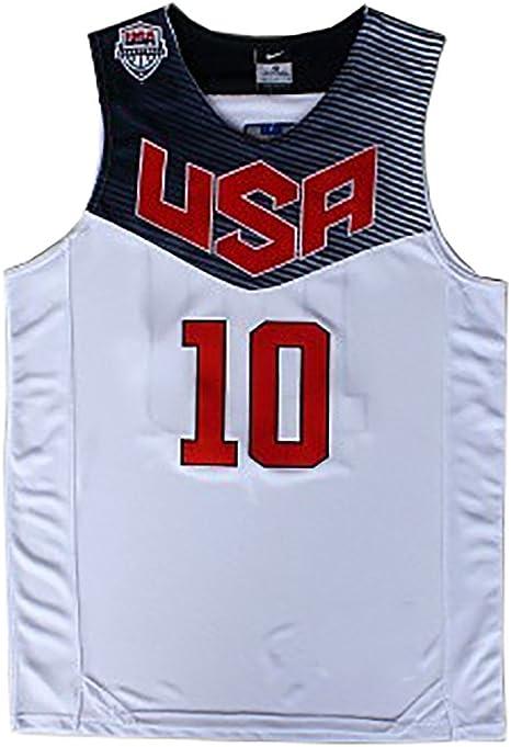 Basketball Jerseys Kyrie Irving # 10 2014 Copa del Mundo de ...