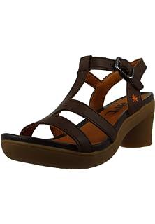 2f3e608ccfedc0 ART Chaussure Femme à Talon Haut modèle ALFAMA 1447: Amazon.fr ...