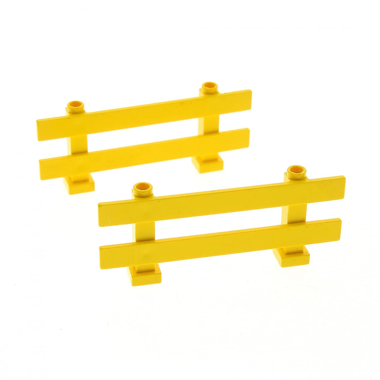 LEGO 2921 @@ Brick Modified 1 x 1 with Handle @@ YELLOW @@ JAUNE