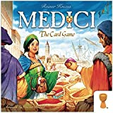 Grail Games Medici: the Card Game Strategy Board