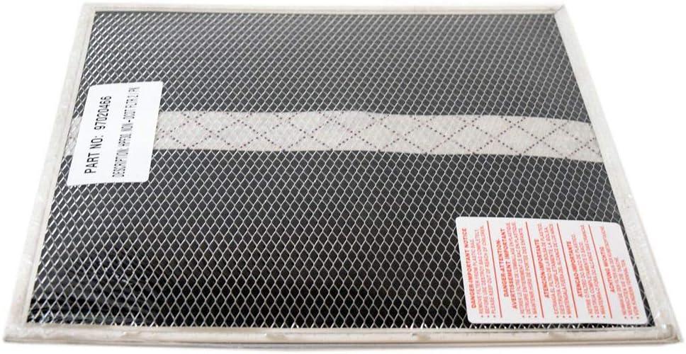 Broan S97020466 Range Hood Non-Ducted Filter, 2-Pack Genuine Original Equipment Manufacturer (OEM) Part