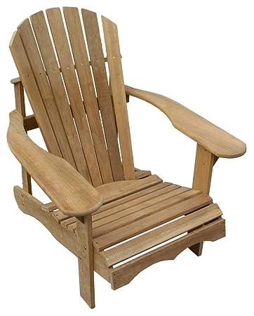 Amazonde Cool Products Stuhl Bausatz Adirondack Chair Beige 91