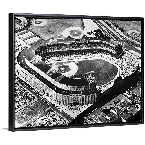 Yankee Stadium in The Bronx, New York City, 1955