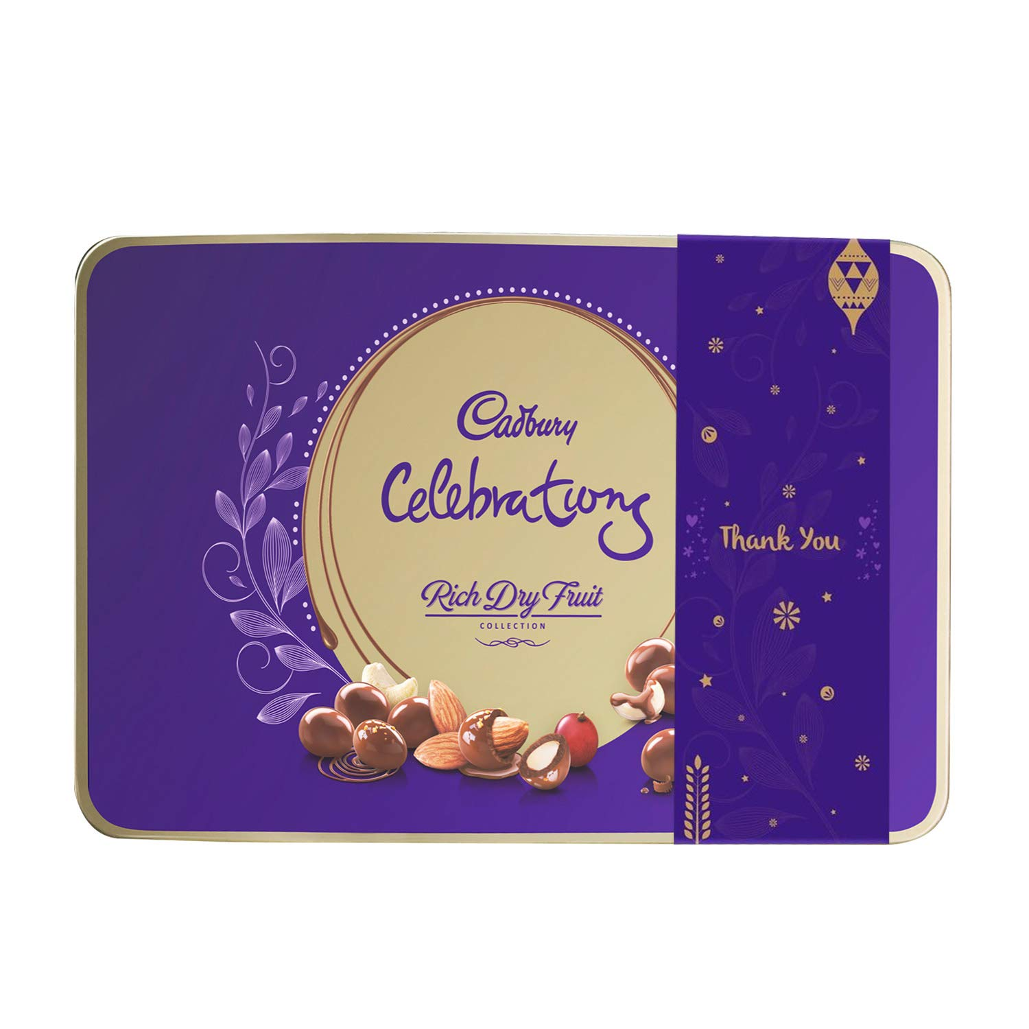Cadbury Celebrations Rich Dry Fruit Chocolate Thank You Gift