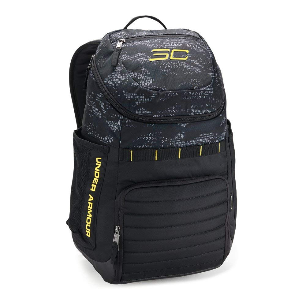 Under Armour SC30 Undeniable Backpack, Steel (035)/Taxi, One Size