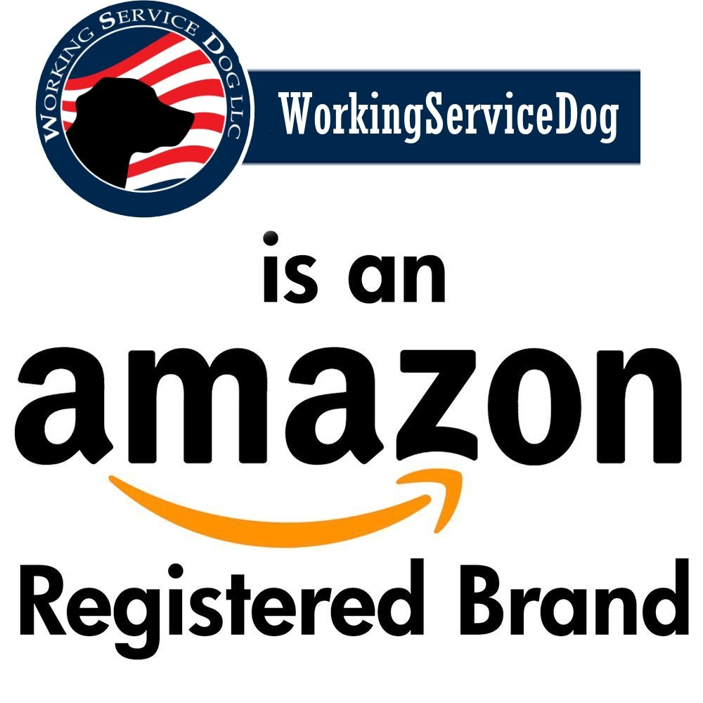 Working Service Dog Brand - Official Emotional Support Animal ESA Certificate - Customized with You and Your Pets Information and Certificate Date. Free Duplicate Copy of Your ESA Certificate