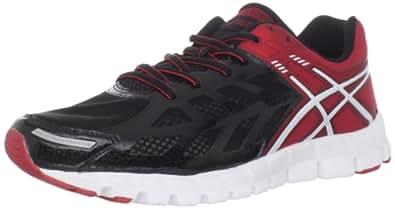 ASICS Men's GEL-Lyte33 Running Shoe,Onyx/White/Flame,10 M US