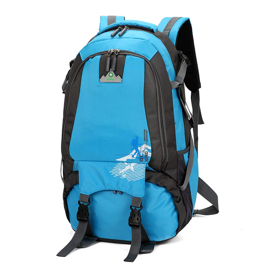 XF 登山バッグアウトドア大容量超軽量防水通気性スポーツバックパックハイキングキャンプライト旅行カジュアルバックパックの男性と女性 //   B07KD27MMM