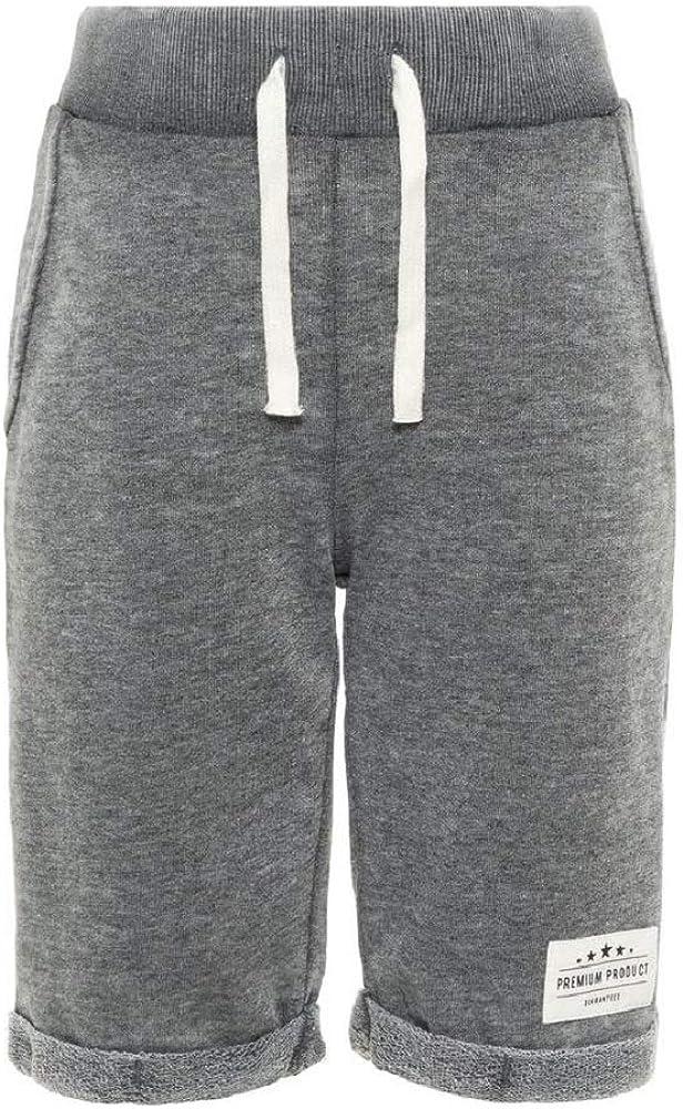 NAME IT Jungen Nkmfieran Long SWE Unb Shorts