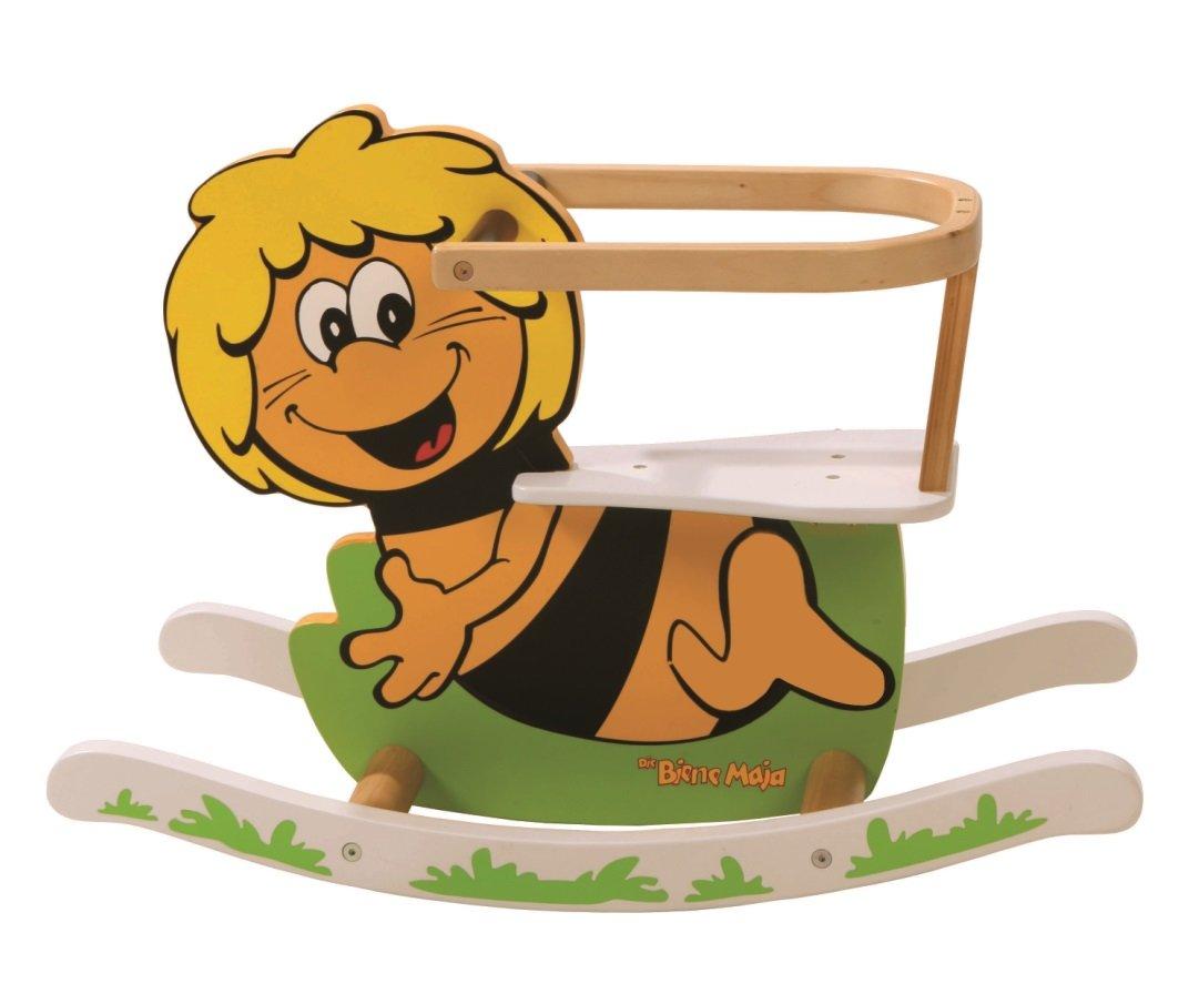 Todo en alta calidad y bajo precio. roba Maya 69021 BM1 - Abeja Abeja Abeja balancín de madera con asiento para bebés, diseño La abeja Maya [importado de Alemania]  alta calidad