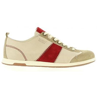 timeless design a6a12 f7c35 Kickers Schuhe für Herren 471150-60 Barbossa 31 Blanc Casse ...