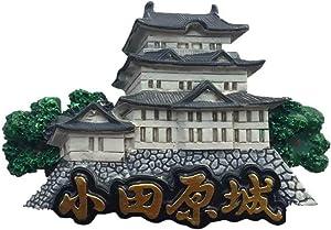 Weekino Odawara Castle Japan Magnet 3D Resin Fridge Magnet Souvenir Travel City Collection
